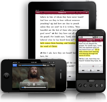 Audio Bibles - Geeky Christian