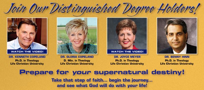 Is Joyce Meyer Word Of Faith